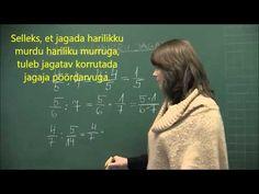 Algebraliste murdude korrutamine - YouTube