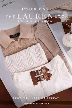 Introducing The Lauren Look, Ralph Lauren's first-ever fashion rental subscription service. 60 Year Old Hairstyles, Maxi Styles, Dress Outfits, Autumn Fashion, Ralph Lauren, Classy, Clothes For Women, My Style, Women Lawyer