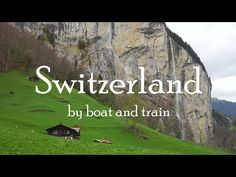 The easiest way to get around Switzerland is by train. The Swiss Travel Pass covers all train travel in Switzerland plus buses, boats, and more, plus provides free admission to over 500 museums. Lake Geneva Switzerland, Switzerland Interlaken, Switzerland Travel Guide, Switzerland Itinerary, Switzerland Tourism, Bus Travel, Train Travel, Travel Abroad, Swiss Travel Pass