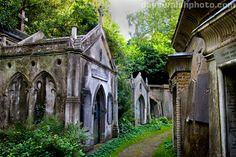 Ovejas Eléctricas: Cementerios victorianos: belleza y misterio neogóticos