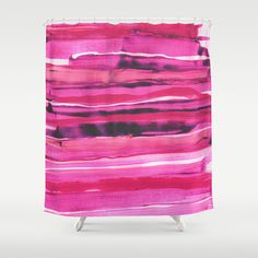 Stack III Shower Curtain by Georgiana Paraschiv - $68.00