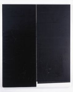 Wade Guyton | Untitled | 2008 | Epson UltraChrome inkjet on linen,  213 x 175 cm