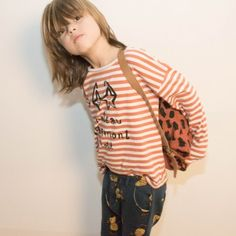 Bobo Choses AW14 A Day In L.A. Collection.