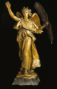 A Saint-Gaudens Nike, Goddess of Victory
