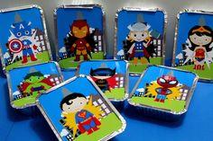 Marmitinha Super-herois