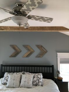 DIY Home Decorations Blog  Used a sawzall to get that aged/sawmill look on these ceiling beams.  http://ift.tt/2pqZagX - #InteriorDesign #interior #inspiration #interiordesignblog