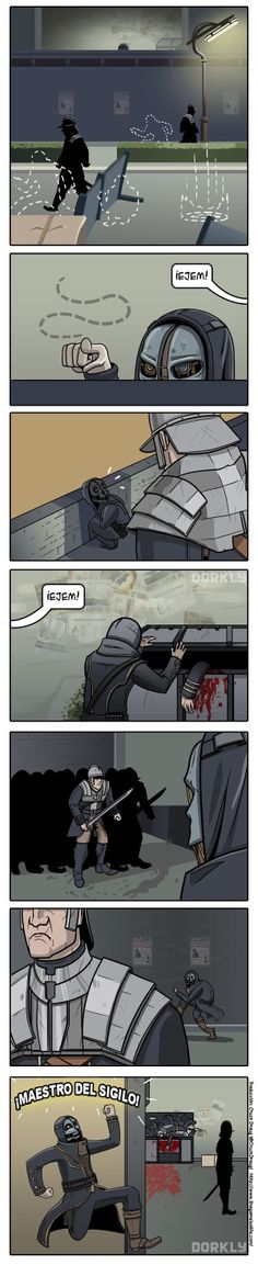 Stealth in Dishonored. Video Game Logic, Video Games Funny, Funny Games, Bioshock, Gaming Memes, Pokemon, Funny Comics, Videogames, Funny Pictures