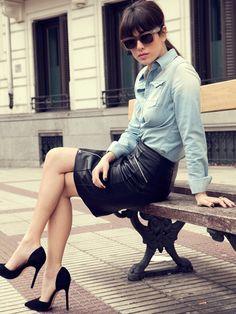 Los 7días/ 7looks de Blanca Suárez (V) | Vogue