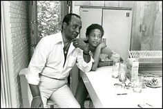 Whitney and her dad