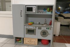 Cuisini re projets essayer pinterest d day ps and - Cuisine en bois pour enfant ikea ...