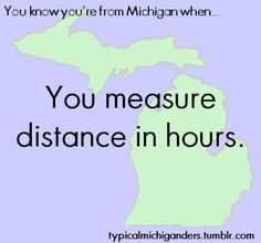 How else are you supposed to measure distance ?  Is there another way of doing it?!?!?!