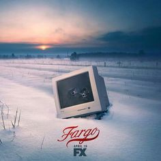 Fargo, Season 3. I've been watching Fargo since season 1 & these genius & gifted writers, actors & t.v. crew NEVER fail to dissapoint! What makes it so damned fantastic is that every season is based on TRUE EVENTS/STORIES. Real life is waaayy stranger than fiction. -Lale P.