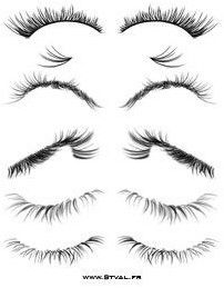 New Eye Drawing Tutorial Eyelashes Ideas How To Draw Eyelashes, Best Fake Eyelashes, Artificial Eyelashes, Permanent Eyelashes, False Eyelashes, Eyelashes Drawing, Pencil Drawing Tutorials, Drawing Tips, Drawing People