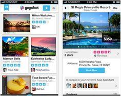 Gogobot acaba de agregar la planificación y organización de viajes en forma colaborativa