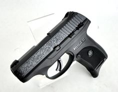 """Ruger LC9s-EB Engraved 9mm 3.12"""" [New in Box] $469.99 