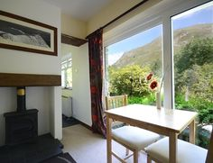 2 bedroom bungalow in Ullswater to rent from pw. With log fire, TV and DVD. Lake District Accommodation, Lake District Cottages, Log Fires, Holiday Fun, Bungalow, Villa, Windows, Bedroom, Tv