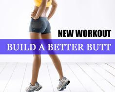 Click the image to get the BUTT LIFT workout! Another awesome workout that you don't need equipment for! #Fitness #WorkoutPlan No Equipment Needed