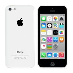Apple iPhone 5C 8GB Factory Unlocked GSM Dual-Core Smartphone - White
