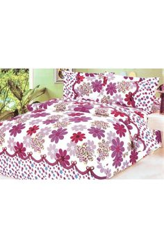 Pink Color Dreamz Designer Double Bed Sheet    Hand picked designs combined with perfect color combinations make our bedsheets very unique and adorable. Want pastel colors with light designs for summer or vibrant colors with bold designs to make your atmosphere lively, there are bedsheets for every concept. Bank on us as we promise to add life to your bed room!