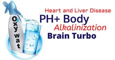 PH+ Body. Alkalinization. Reduce your acid level in your body with Hyper Oxygenated water