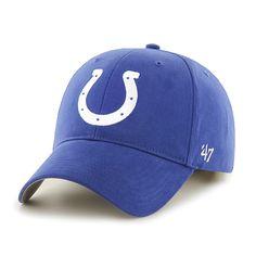 78525686ed6 Indianapolis Colts Basic MVP Royal 47 Brand KID Hat