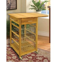 Kitchen Island And Carts kitchen islands with folding leaf | catskill craftsmen kitchen