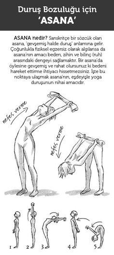 KENDİNİZİ DAHA İYİ HİSSETMEK İÇİN DURUŞ BOZUKLUĞUNUZU 'ASANA' İLE DÜZELTİN! http://lifefitness-turkey.com/