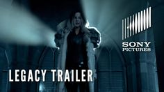 """UNDERWORLD: BLOOD WARS starring Kate Beckinsale 