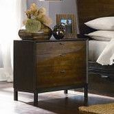 Found it at AllModern - Kateri 2 Drawer Nightstand