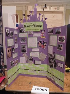 accounting research project walt disney Setting the standard: a study of the walt disney resort service model a senior project presented to the faculty of the recreation, parks, & tourism administration department.