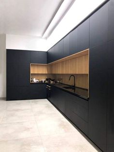 Paint Ideas For Kitchen Walls is no question important for your home. Whether you choose the Decorating Ideas For Kitchen Walls or Kitchen Shelf Decor Ideas, you will make the best Decorating Kitchen Walls Ideas for your own life. Modern Kitchen Interiors, Luxury Kitchen Design, Kitchen Room Design, Best Kitchen Designs, Kitchen Cabinet Design, Interior Design Kitchen, Kitchen Walls, Kitchen Ideas, Black Kitchens