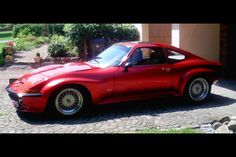 Beautiful Opel GT