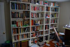 Library by nothing.future, via Flickr