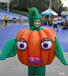 spooktacular  penelope pumpkin