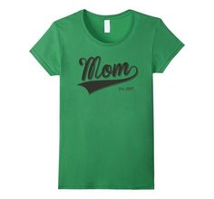 Mom Est. 2007 Mothers Day Gift for Moms T-Shirt