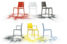 Tonina chair from Zenith