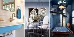 Painting Your Rooms in Blue - How to Paint Different Design Styles With Blue