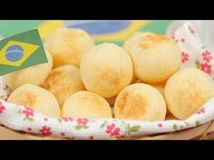 Pão de Queijo (Brazilian Cheese Bread Recipe) – Cooking with Dog