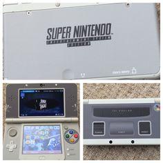 3DS Super Nintendo make over