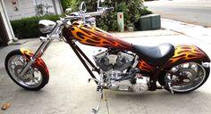 American IronHorse Motorcycles - 2006 Ironhorse Legend