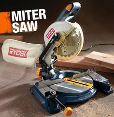 Crown moulding gives a room presence and a polished look. To install crown moulding, you'll need a miter saw, which you can rent in our Tool Rental Center.