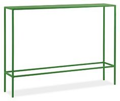 Slim Console Table