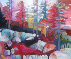 Patricia MacDonald: My Painting Life