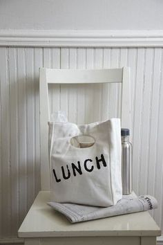 brian's lunch bag