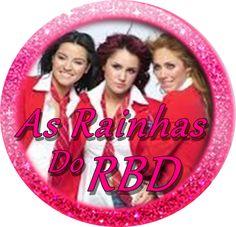 Png's do Rebelde (RBD): Logotipo da Page (As Rainhas do RBD)