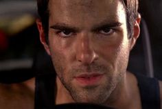 uh oh. Sylar's on a mission to open up some brains!
