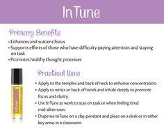 doterra inTune essential oil