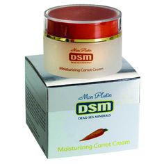 Mon Platin Moisturizing Carrot Cream, 50 Gram >>> You can find more details by visiting the image link. (This is an affiliate link) Carrot Cream, Dead Sea Minerals, Face Cleanser, Best Face Products, Carrots, Health And Beauty, Skin Care, Image Link, Cleansers