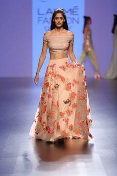 Neeta Lulla Lakme Fashion Week Summer 2016