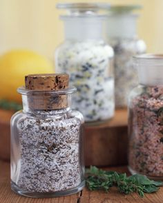 Salt Blends for cooking/seasoning